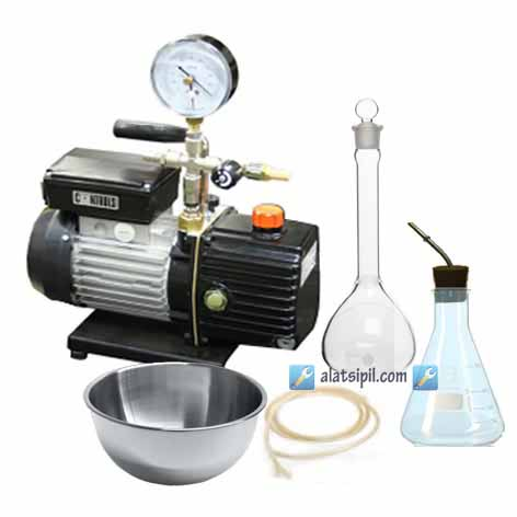 Specific Gravity Vacuum Method
