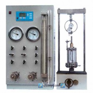 Triaxial Test Set