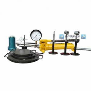 Plate Bearing Test Set